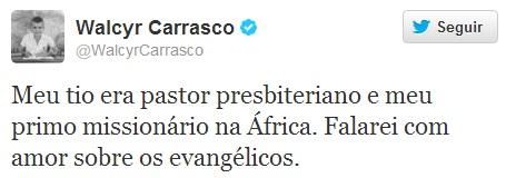 twitter walcyr carrasco