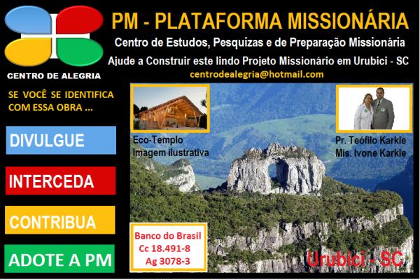 Plataforma Missionaria