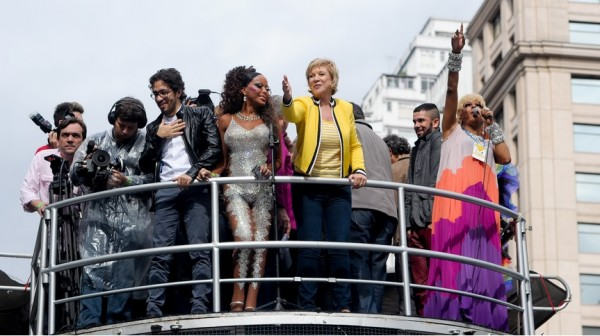 jean wyllys - marta suplicy - parada gay 2013