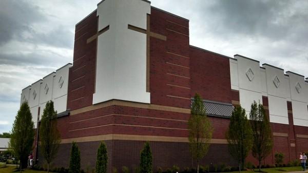 Templo da Igreja Batista Nova Visão