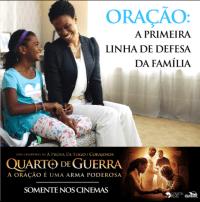 """Filme """"Quarto de Guerra"""" estreará nos cinemas brasileiros dia 03 de dezembro; Veja trailer"""