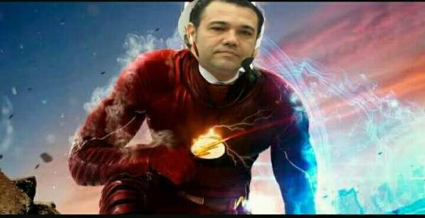 "Pastor Marco ""The Flash"" Feliciano"