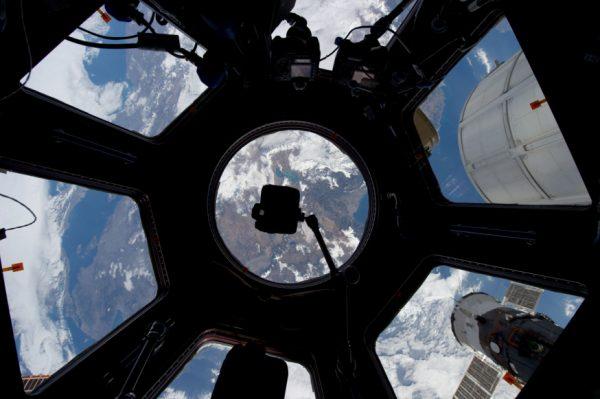 Vista de uma janela da EEI