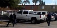 violencia - el cajon - california - policiais