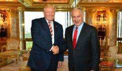 """Donald Trump garante que Israel e Palestina assinarão """"grande acordo de paz"""""""