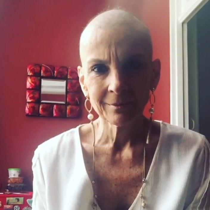 Ludmila Ferber revela efeitos da quimioterapia e encoraja seguidores Assista