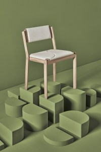 Missana launches Half, a new Japanese inspired chair ...