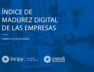 Índice de madurez Digital de las empresas 2017