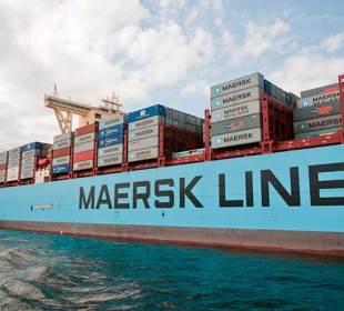 La reapertura de plantas reactivará las exportaciones en julio, prevé Maersk
