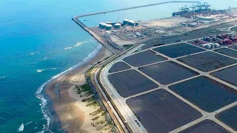 Impulsan la renta de 143 hectáreas en la Bahía Logística de Veracruz