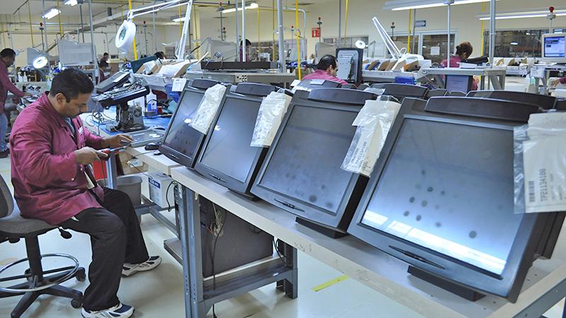 México se posiciona como líder en la exportación de productos electrónicos