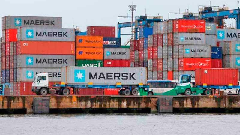 Maersk México y Centroamérica: Tarifas de fletes marítimos subirán hasta 30% en 2021 por menor oferta de capacidad