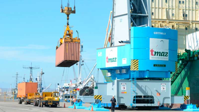 TMAZ consolida su posición en diversos tipos de carga y proyecta crecimiento para 2021
