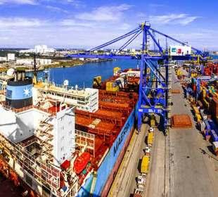 Puerto de Altamira mueve 17,8 millones de toneladas de carga en 2020