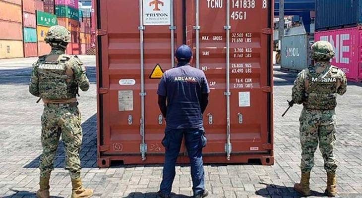 Capacitan a funcionarios de aduanas y puertos en Seguridad Nacional