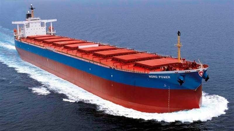 Transporte marítimo de graneles logra un espectacular arranque en 2021