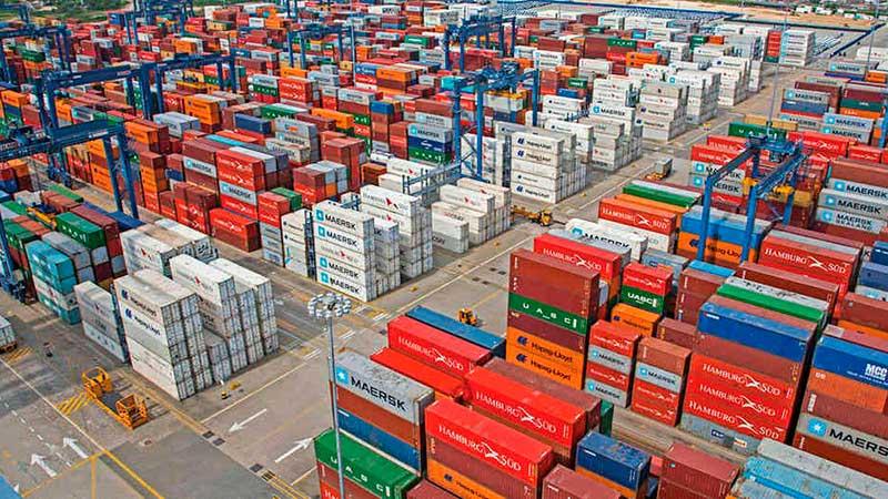 El mundo afronta una sobredemanda de contenedores que ya afecta a México