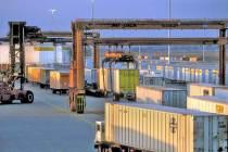 Transporte intermodal registra baja del 13% en primer trimestre