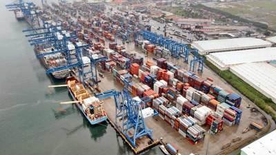 SSA México reduce estadía de contenedores en el Puerto de Manzanillo