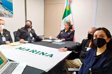Fomenta México participación de la mujer en el ámbito marítimo y portuario