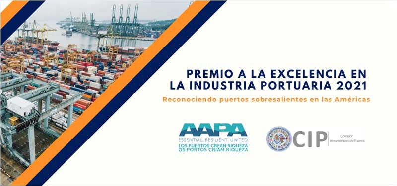 Recibe Ana Laura López el Premio Marítimo de las Américas