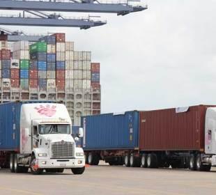 Puertos mexicanos operan 22% más contenedores a julio de 2021