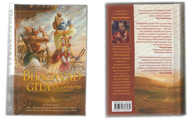 Bhagavad Gita tal como es  ISKCON Noticias