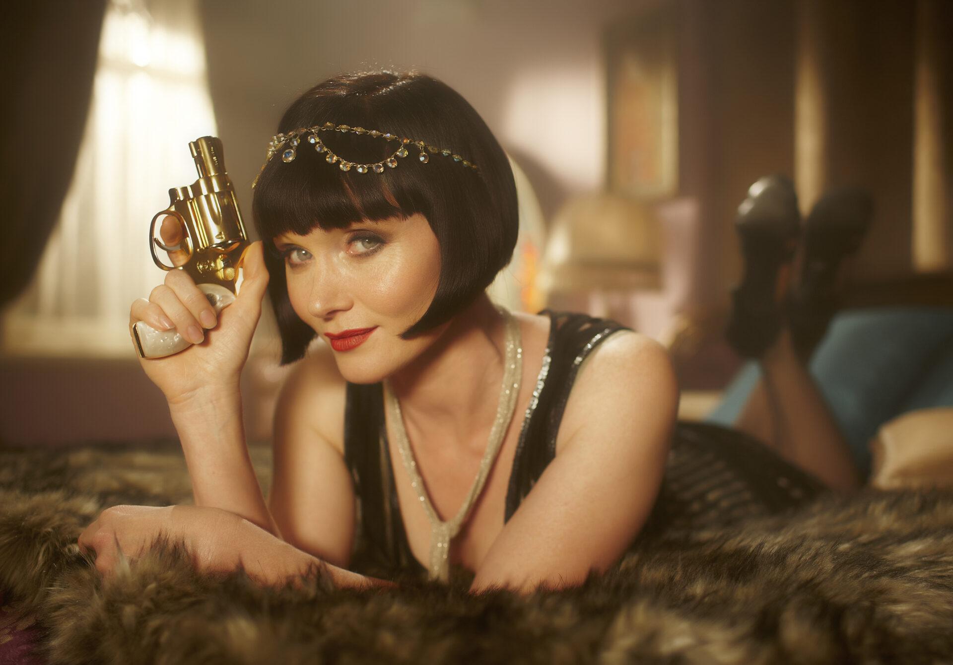 'Miss Phryne Fisher's Murder Mysteries': Jazz, intrigas y un toque chic