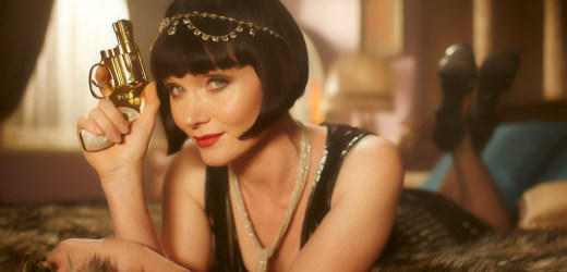 'Miss Phryne Fisher's Murder Mysteries': Jazz, intrigas y un toque chic