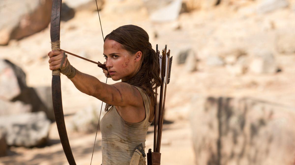 Llega otro de los estrenos más esperados del año: ¡Vuelve Lara Croft!