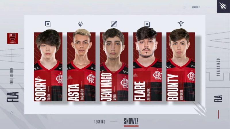 Flamengo Academy 2021