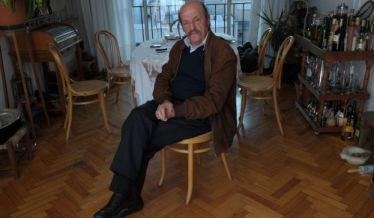 El ex director del Comfer recibió a NOTICIAS en su casa.