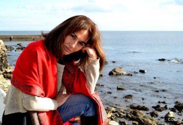 """Debora Colagreco: """"Soy rara, sano a la gente, edito y escribo"""""""