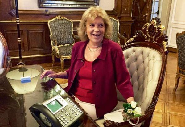 Los secretos de Alicia Blanco Villegas, la mamá de Mauricio Macri