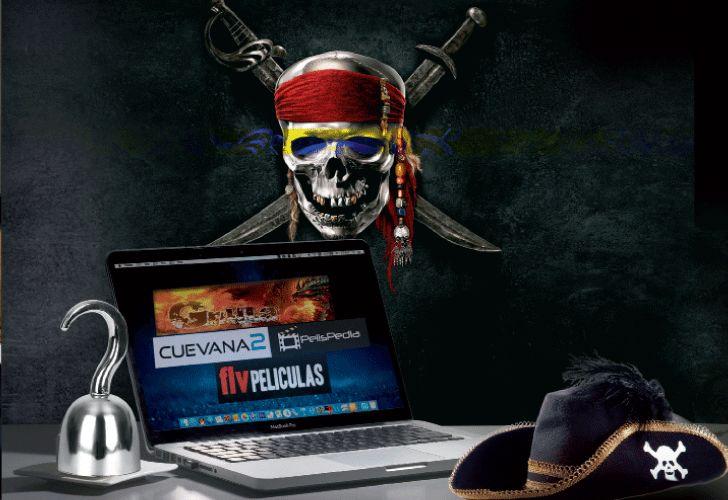 pirateria online