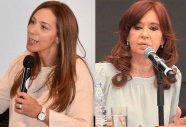 Vidal Cristina Kirchner