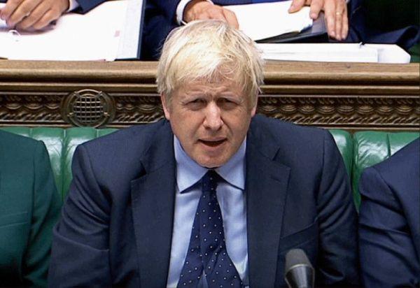 Reino Unido: derrota del zar Boris