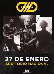 DLD regresa al Auditorio Nacional 4