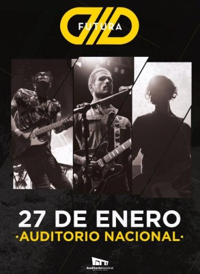 DLD regresa al Auditorio Nacional 3