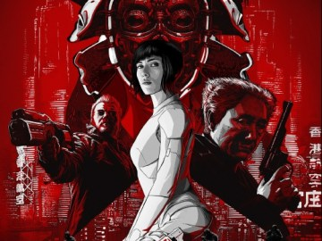"NUEVO POSTER DE ""GHOST IN THE SHELL: VIGILANTE DEL FUTURO"" 3"