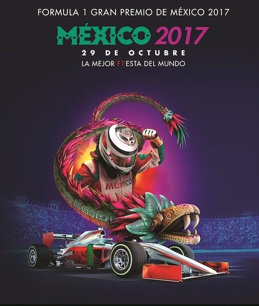 FORMULA 1 GRAN PREMIO DE MÉXICO 2017™ Información y precios 1