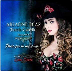 Estela Carrillo y David Zepeda llegan a plataformas digitales 2