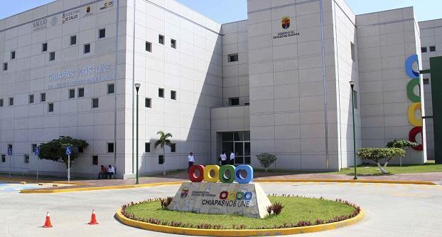 Hospital Chiapas nos Une