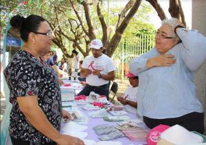 En Chiapas se promueve la autoexploración mamaria 8