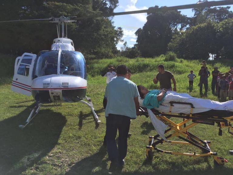 helicopetro CHIAPAS