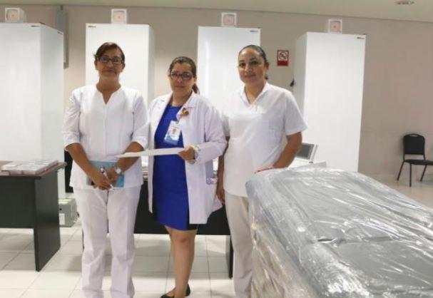 """Se fortalece el Hospital """"Pascacio Gamboa"""" con nuevo equipamiento médico 3"""
