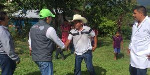 Salud para las comunidades más apartadas de Chiapas, compromiso de Gobierno del Estado 3