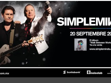 Simple Minds por primera vez en México 6