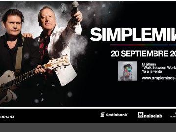 Simple Minds por primera vez en México 10