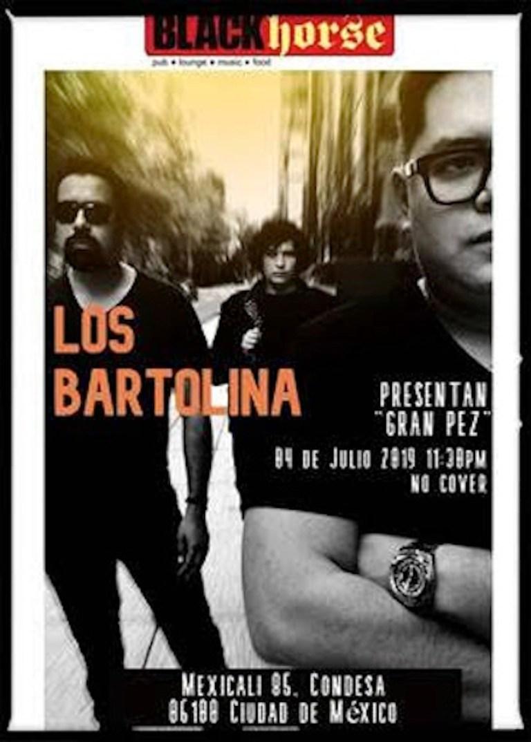 LOS BARTOLINA presentan GRAN PEZ 1